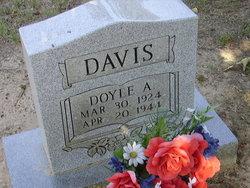 PFC Doyle A Davis