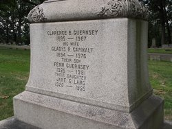 Clarence B Guernsey