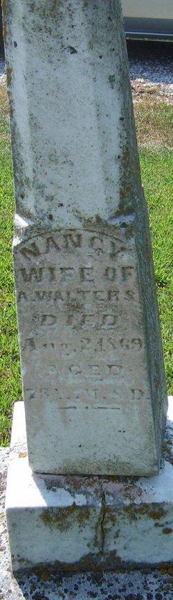 Nancy <I>Lee</I> Walters