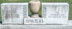 """Oliver Isaac """"Oll"""" Walters"""