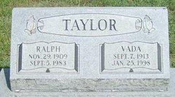 Vada Taylor