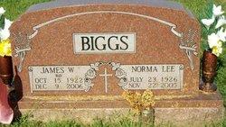 Norma Lee <I>Catt</I> Biggs
