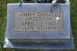 Jimmy Donald Anderson