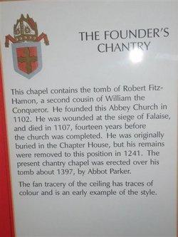Robert Fitzhamon