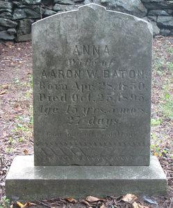 Anna Baton