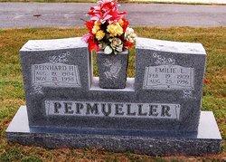 Emilie L. <I>Bunge</I> Pepmueller