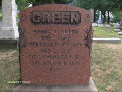 Henry C Green