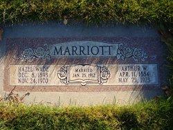 Arthur Wayment Marriott