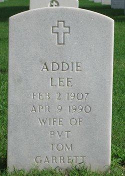 Addie Lee Garrett