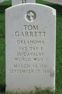 Tom Garrett