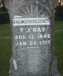 T J Ray