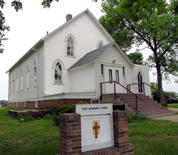 First Mennonite Cemetery