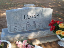 "Buford J ""Doc"" Laxton"