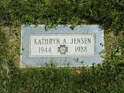 Kathryn A Jensen