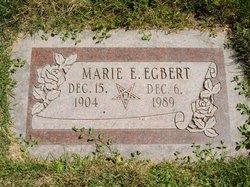 Marie Edith <I>Bighum</I> Egbert