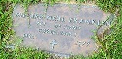 Millard Neal Franklin