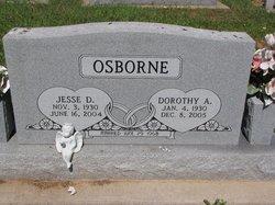 Jesse D Osborne