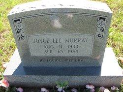 Joyce Lee <I>Bebout</I> Murray
