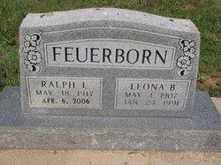 Leona Belle <I>Perry</I> Feuerborn