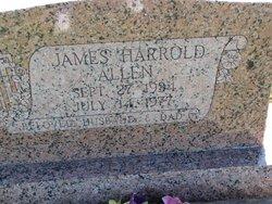 James Harrold Allen