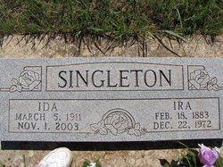 Ira Singleton
