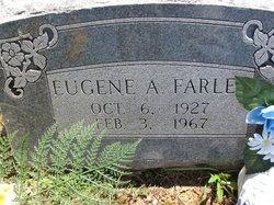 Eugene Albert Farley