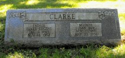 Mrs Susan <I>Berg</I> Clarke