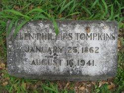 Helen <I>Phillips</I> Tompkins