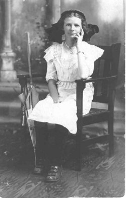 Gladys Mabel <I>Russell</I> Laurie