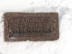 Fannie E. <I>Caspers</I> Butz