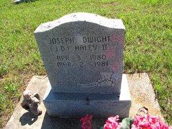Joseph (JD) Dwight Haley, II