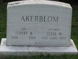 Albert B Akerblom