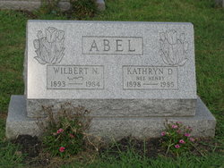 Kathryn D <I>Henry</I> Abel