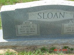 Linnie L. <I>Allegood</I> Sloan