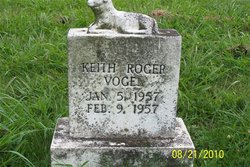 Keith Roger Vogel