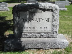 Charles Alister Bannatyne