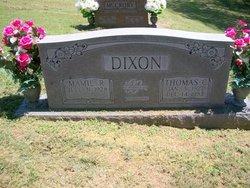 Thomas Cincinnati Dixon