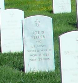 Joe D Feeler