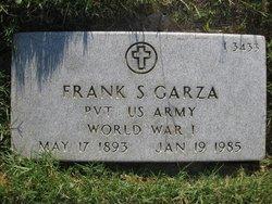 Frank S Garza