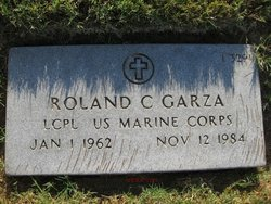 Roland C Garza