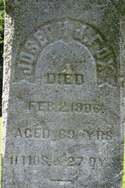 Joseph Jackson Fox