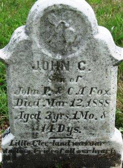 John Cleveland Fox