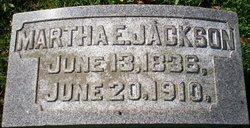 Martha E. Jackson