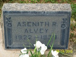 Asenith <I>Roundy</I> Alvey