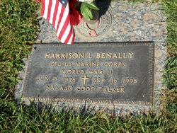 Harrison L Benally, Jr