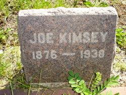 "Joseph B ""Joe"" Kimsey"