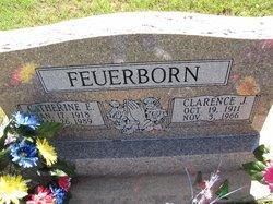 Catherine E <I>Cox</I> Feuerborn