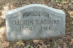 Clifton Truett Asbury
