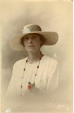 Emily Maud <I>Olesen</I> Brown
