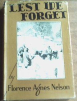 Florence Agnes Nelson